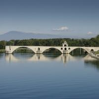 Pont St Bénézet -Avignon, Provence