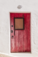 Alte, Portugal, ALgarve, door
