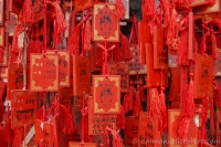 Porte bonheur, Yunnan, Chine