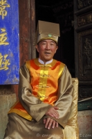 Jianshui, confucius temple, China