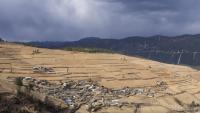 Sangri-La, Yunnan, village tibétain