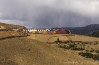 Sangri-La, Yunnan, drapeaux prières