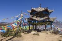 Ringa monastery, Sangri-la, yunna