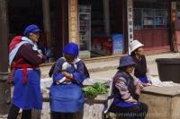 Ethnie Naxi , Yunnan