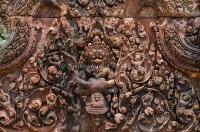 Cambodge, Banteay Srei temple