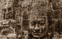 Cambodia, Angkor, bayon temple,