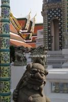 Thailande, Bangkok, palais royal