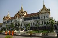 Thailand, Bangkok, palais royal