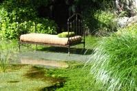 jardin fontaines pétrifiantes drome