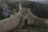 Château de Crussol, Ardèche, France