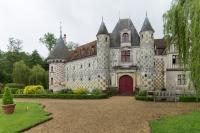 Château de Livet, Normandie