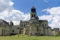 Abbaye Fontevraud, Pays de Loire