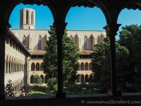 Monastere Santa Maria , Barcelone
