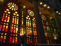 Sagrada familia, Barcelona, Espagna