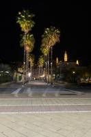 Menton by night