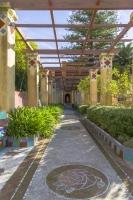Menton, jardin Fontana Rosa