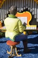 France, Menton, 81 fete des citrons