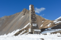 Col Izoard, hautes Alpes, France
