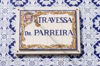 Azulejos, Tavira, Algarve, Portugal