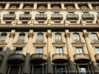 facades,  Barcelone, Spain