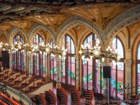Palais de la musique, Barcelone